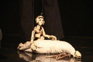 Actéon et Pygmalion Miniatures de Renaud Herbin à la Filature de Mulhouse par Angélique Lagarde  dans Danse acteon--300x200