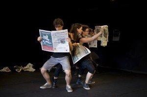 Scarti / Onda Teatro – T.ùrbano © Benoit Fortrye