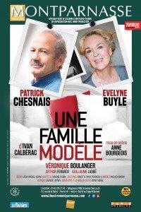 Affiche UneFamilleModele_Pantalon-40x60