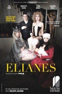 Elianes au Théâtre de Dix Heures