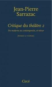 Jean pierre sarrazac critique théâtre