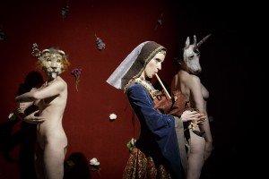 A mon seul désir de Gaëlle Bourges au Festival d'Avignon par Marie-Laure Atinault dans Danse a-mon-seul-desir--300x200